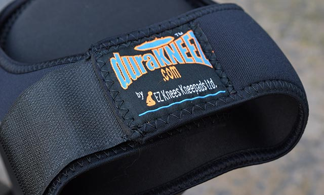 Durakneez knee pads are hand crafted in Canada for your knee safety and comfort.